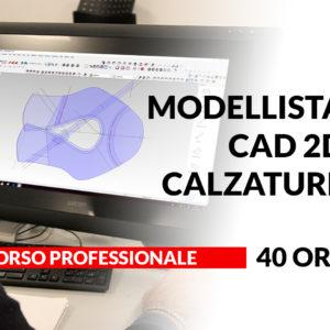 Modellista Tecnico CAD 2D