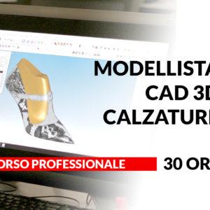 Modellista Tecnico CAD 3D