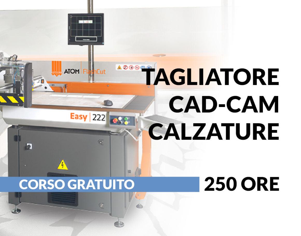 Tagliatore CAD-CAM Calzature