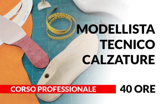Modellista Tecnico Calzature