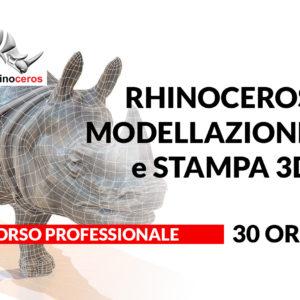 Rhinoceros per la Stampa 3D